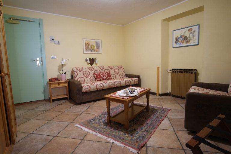 Hotel Granta Parey - Rhêmes Notre Dame - Camera Bucaneve
